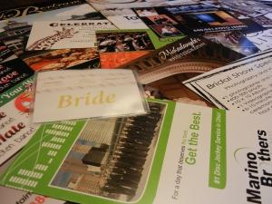Wedding vendor information